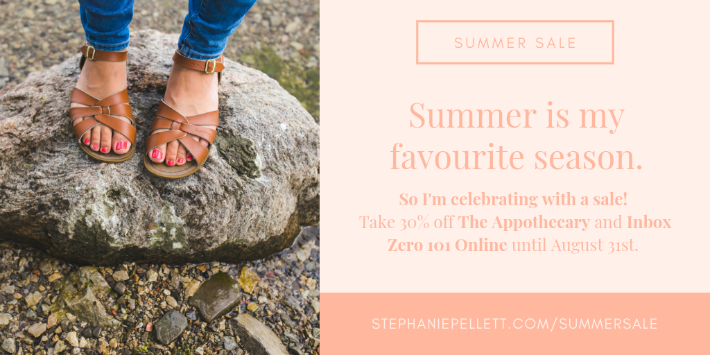 Summer Sale – Stephanie Pellett Creative