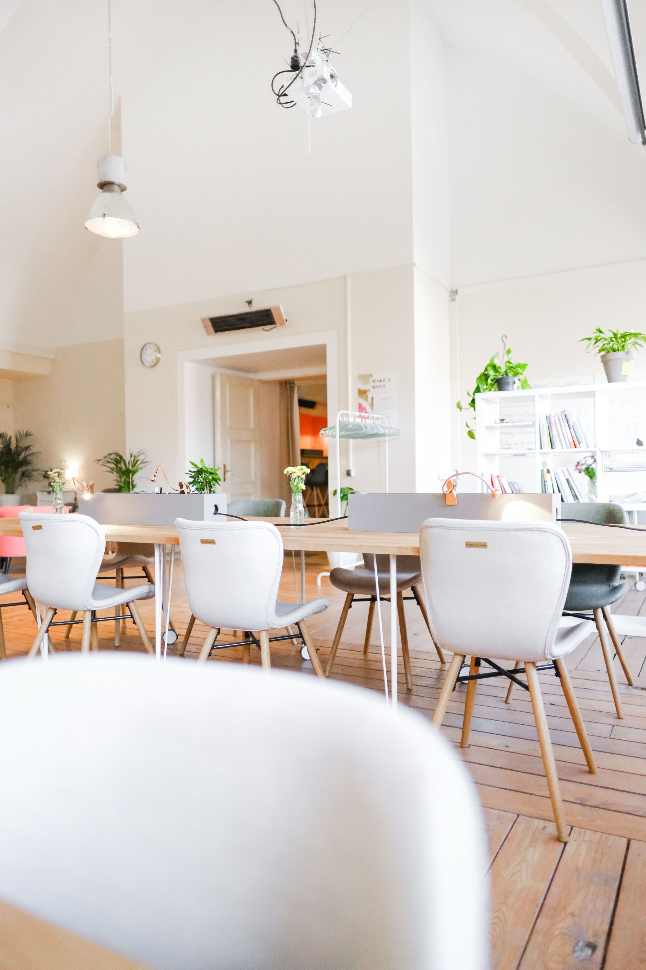 Coworking Space for Business Mastermind Session – Stephanie Pellett Creative